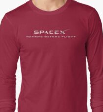 SpaceX Remove Before Flight T-Shirt