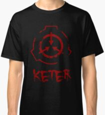 SCP foundation: Keter Classic T-Shirt