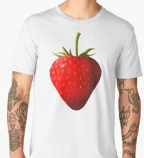 Strawberry Men's Premium T-Shirt