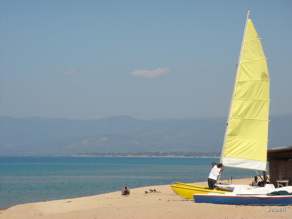 Lake Malawi by Jewell