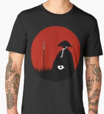 Meditating Warrior Men's Premium T-Shirt