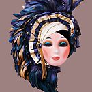 Feather Hat by Walter Colvin