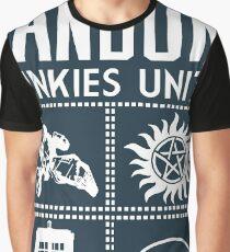 Fandom Junkies  Graphic T-Shirt
