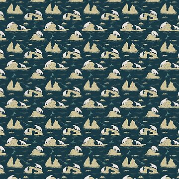 Go North - Navy by BowerbirdHouse