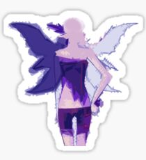 Crystal Fey Sticker