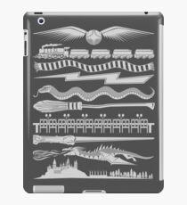 Wizard Whimsy iPad Case/Skin