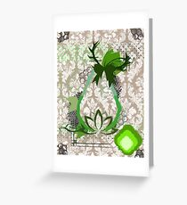 Pear Infused Greeting Card