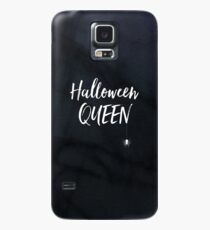 Halloween Queen  Case/Skin for Samsung Galaxy
