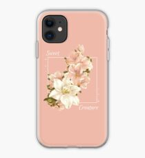 Sweet Creature by Harry Styles Artwork iPhone Case