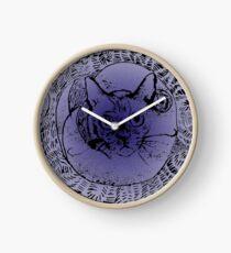 Tonkinese Cat Patronus Clock