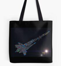 Strike Cruiser Phoenix Hawk Tote Bag