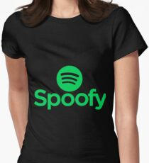Game Grumps - Spoofy Women's Fitted T-Shirt
