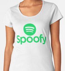 Spiel Grumps - Spoofy Frauen Premium T-Shirts