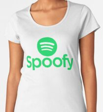 Game Grumps - Spoofy Women's Premium T-Shirt