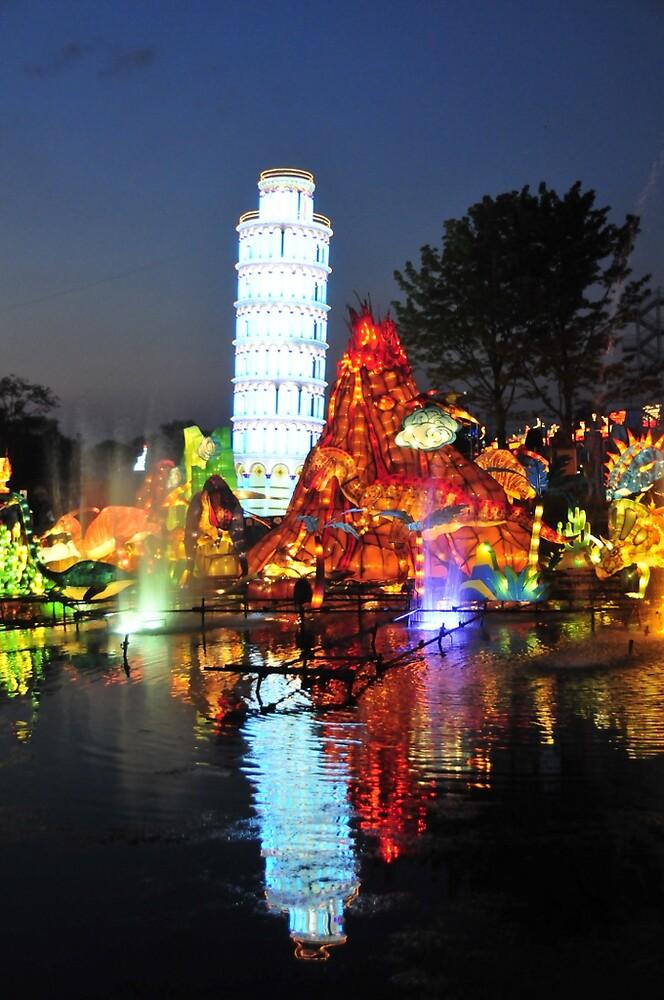 The Chinese Lantern Festival  -2- by bertspix