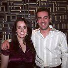Kathyrn & Paul by Rosina lamberti