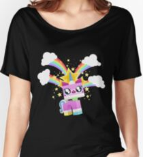 Princess Unikitty YAY! Women's Relaxed Fit T-Shirt