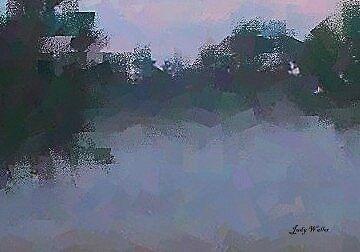 Modern Blues by Judy Gayle Waller