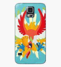 Ho-oh - 2nd Gen Case/Skin for Samsung Galaxy
