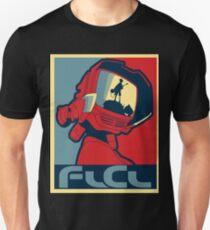 FLCL Obey T-Shirt