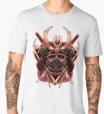 Samurai red Men's Premium T-Shirt