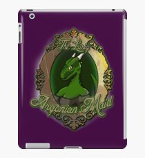 The Lusty Argonian Maid iPad Case/Skin