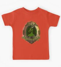 The Lusty Argonian Maid Kids Tee