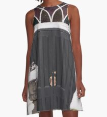 Welcome Warmth A-Line Dress