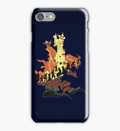 UNFINISHED RUIN iPhone Case/Skin
