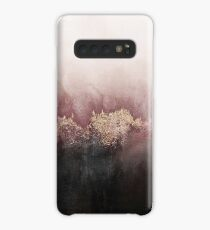 Pink Sky Case/Skin for Samsung Galaxy