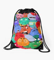 The First 15 Drawstring Bag