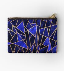 Shattered Sapphire Studio Pouch