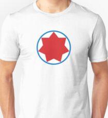 Roundel of the Georgian Air Force  T-Shirt