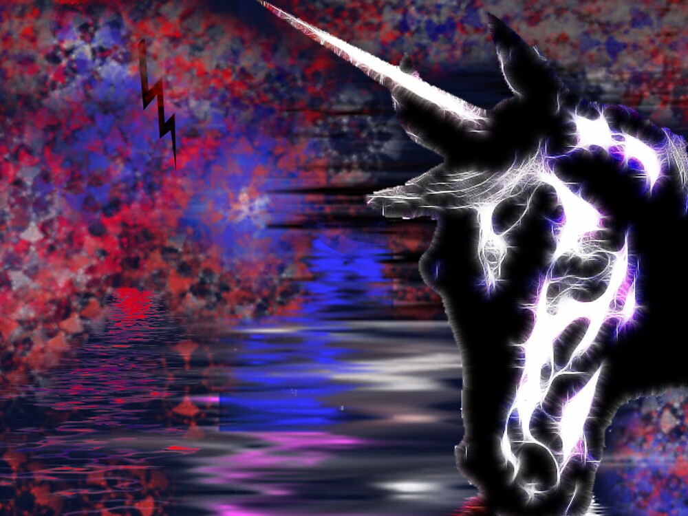 Rubin the Unicorn. by alaskaman53