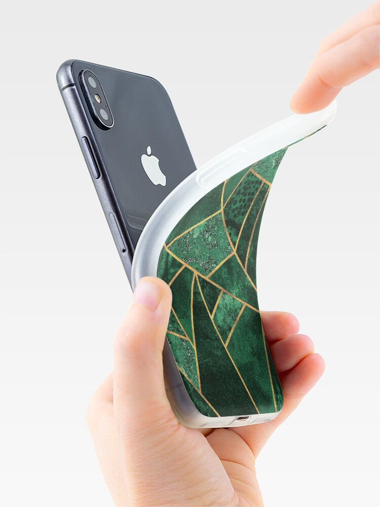 Alternate view of Deep Emerald iPhone Cases & Covers