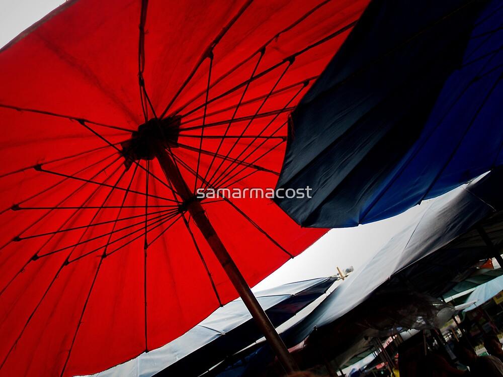 Umbrellas by samarmacost