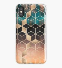 Omre Dream Cubes iPhone Case