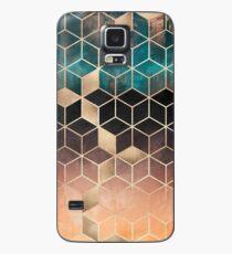 Ombre Traumwürfel Hülle & Klebefolie für Samsung Galaxy