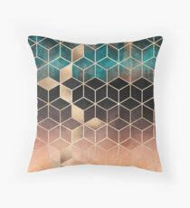 Omre Dream Cubes Throw Pillow