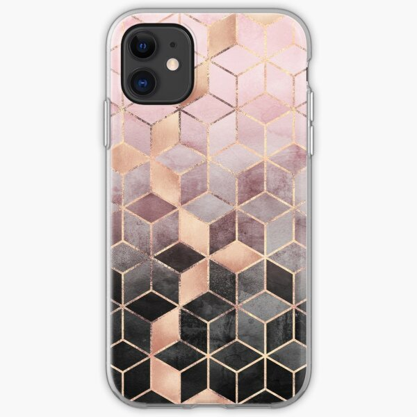 Dice Deco Gold iphone 11 case