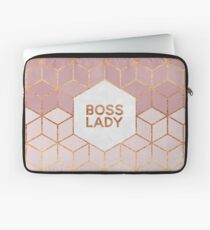 Boss Lady Laptop Sleeve