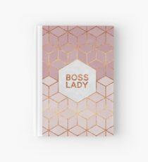 Boss Lady Hardcover Journal