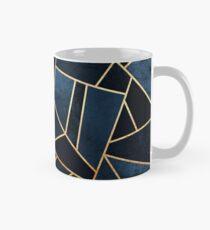 Navy Stone Classic Mug