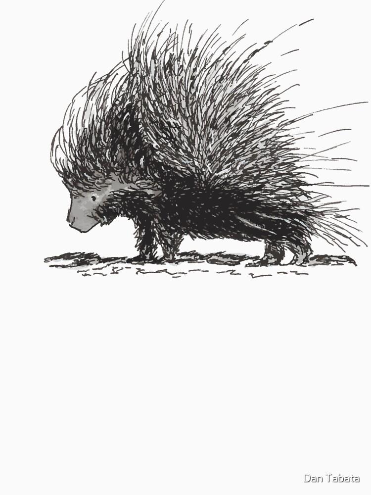 Porcupine by dmtab