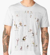Trapeze Men's Premium T-Shirt
