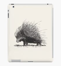 Porcupine iPad Case/Skin