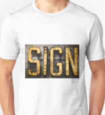 Looking for a Sign T-Shirt