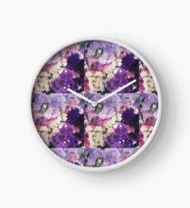 Love flower Clock