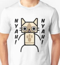 Nyah! Unisex T-Shirt