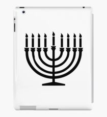 Hanukkah Menorah iPad Case/Skin